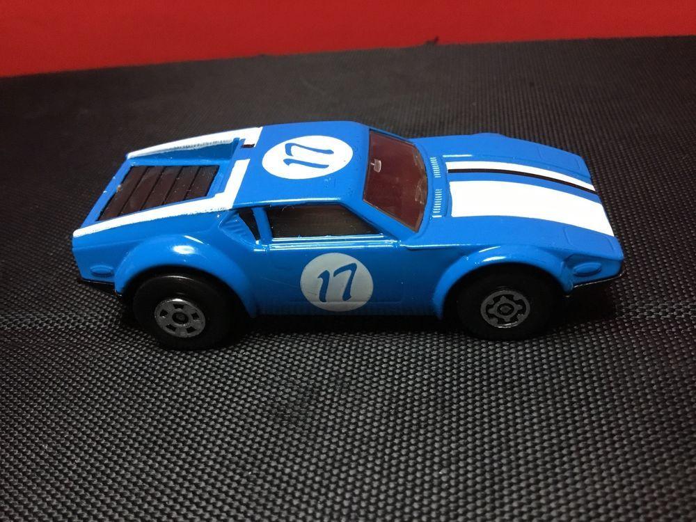 VINTAGE 1975 LESNEY MATCHBOX SUPERFAST 8C DE TOMASO