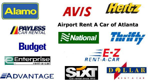 Atlanta Airport Car Rental Companies Car Rental Coupons Rental