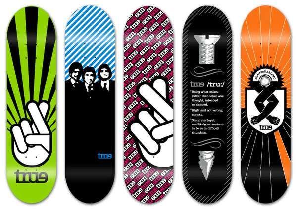 skateboard designs for boys positive deck designs luis - Skateboard Design Ideas