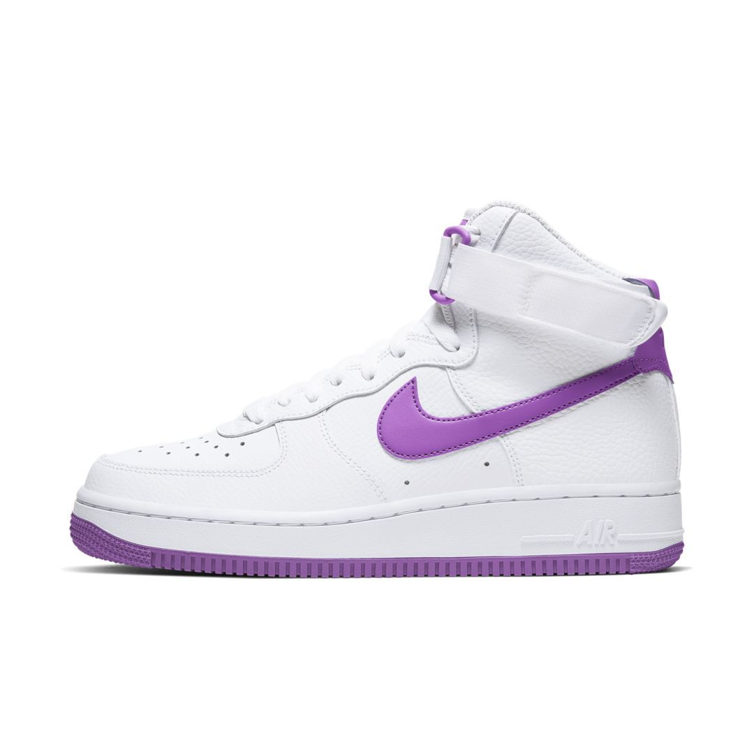 Nike Air Force 1 High 08 LE Women's Shoe Size 6.5 (White