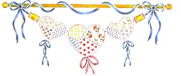 Folk hearts border