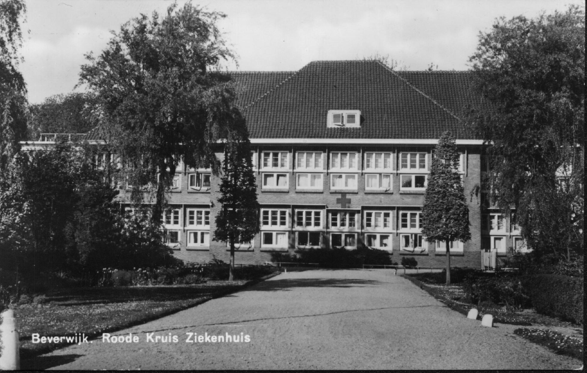 Beverwijk Rode Kruis Ziekenhuis Ziekenhuis Haarlem Rood Kruis
