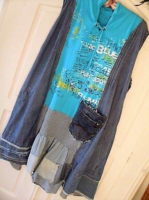 Hangerchen kleid 48