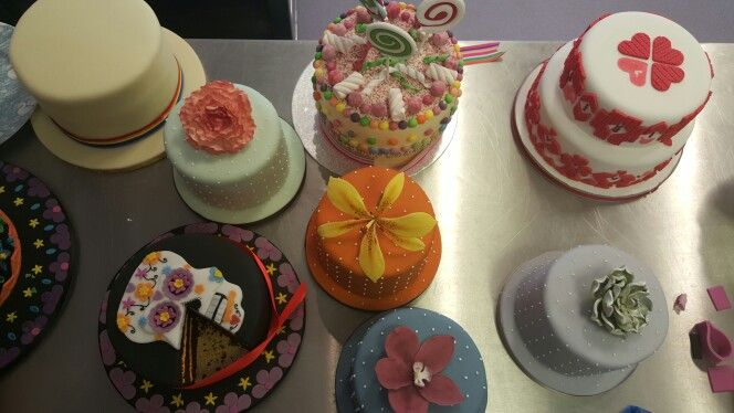 All our cakes are expertly designed and baked!