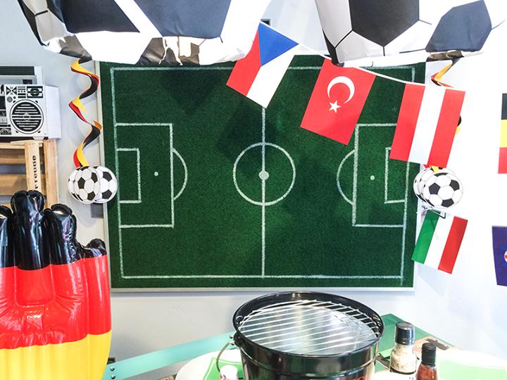 Beginn Europameisterschaft