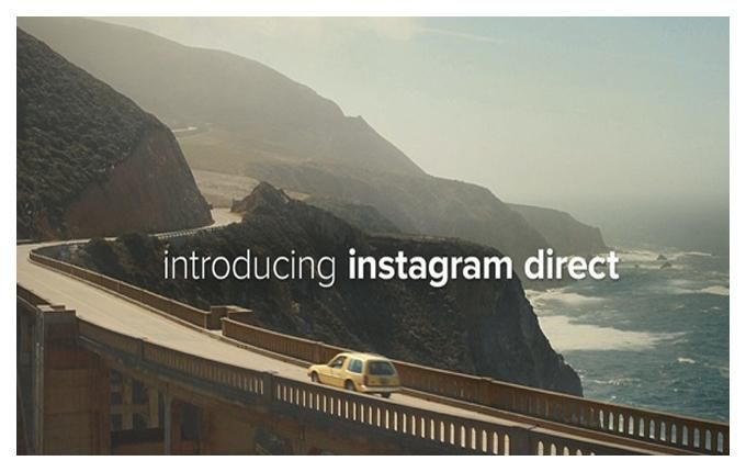 Instagram launches Direct, gives its users the ability to start a conversation using photos. ~ via cybershack.com