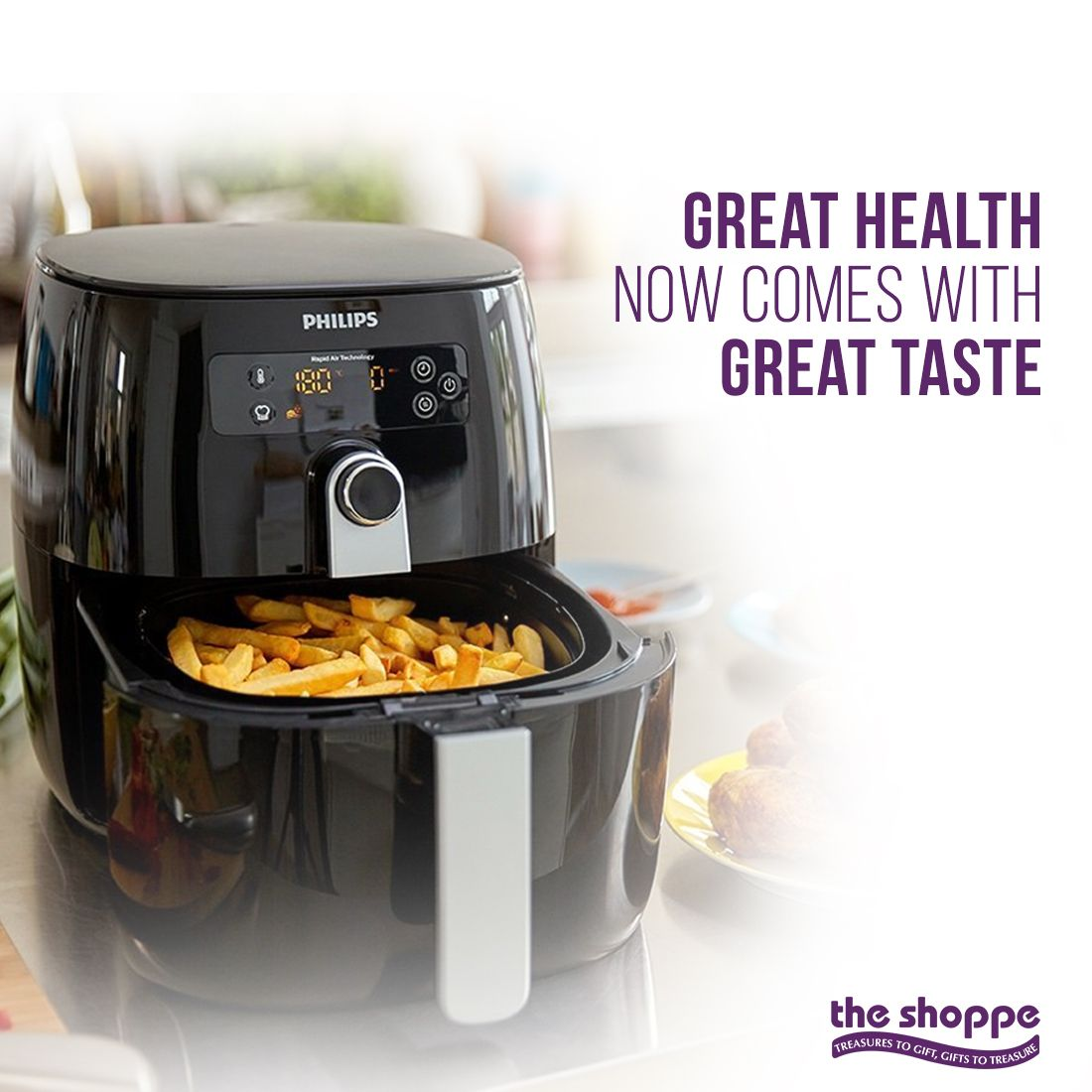 The Shoppe has a wide range of cooking appliances to shop