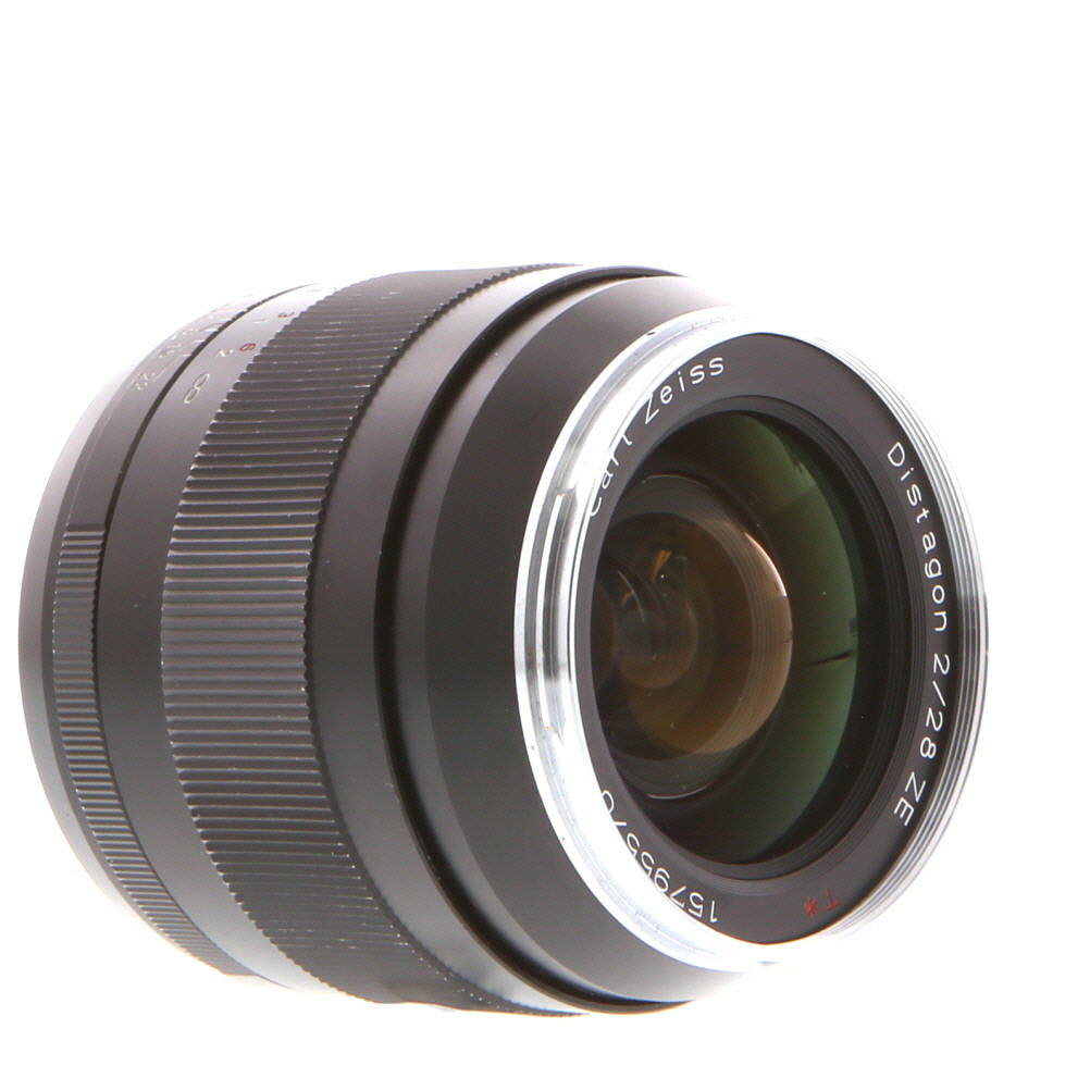Zeiss 28mm F 2 Distagon Ze T Manual Focus Lens For Canon Ef Mount Black 58 Dslr Camera Dslr Photography Tips Dslr Quotes