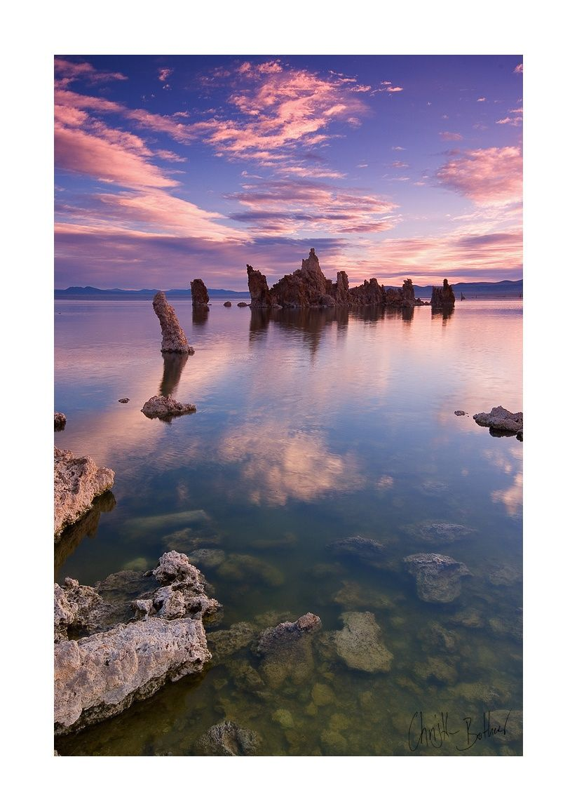 Photograph Mono Lake by Christian Ringer on 500px