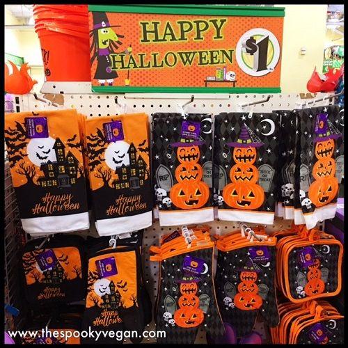 The Spooky Vegan: Halloween 2017 at Dollar Tree | Halloween Decor ...