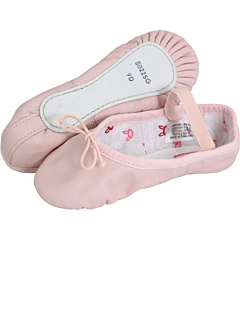 Bunnyhop Slipper S0225G (Infant/Toddler/Youth) by Bloch Kids-EXTRA WIDE ballet slippers