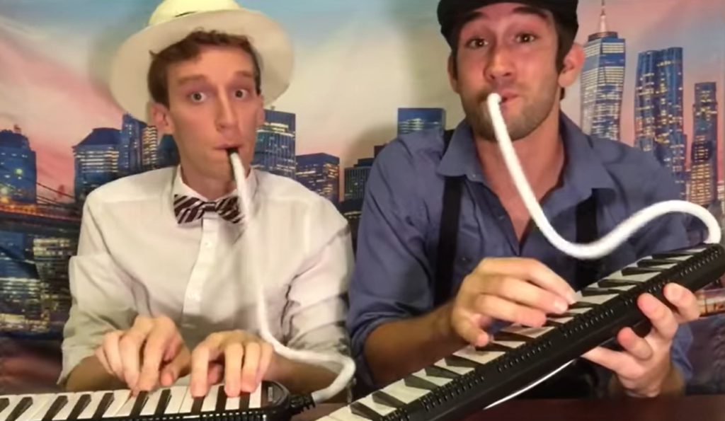 The Melodica Men Add Modern Twist To