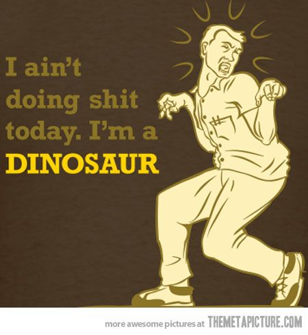 That's really how I feel today