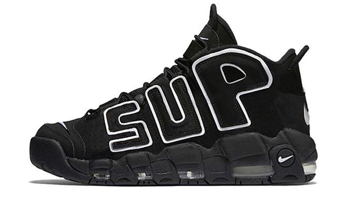 Supreme x Nike Air Uptempo Suptempo