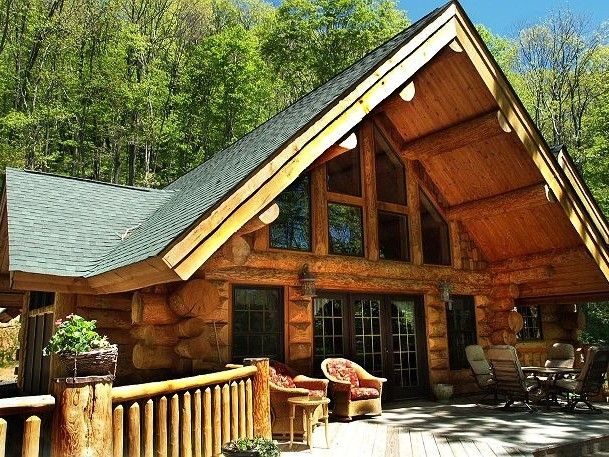 Pigeon Forge Vacation Rental - VRBO 509061 - 3 BR East Cabin in TN, Everything!!! Hot Tub, Firepit, Privacy, Views, Walk to Creeks