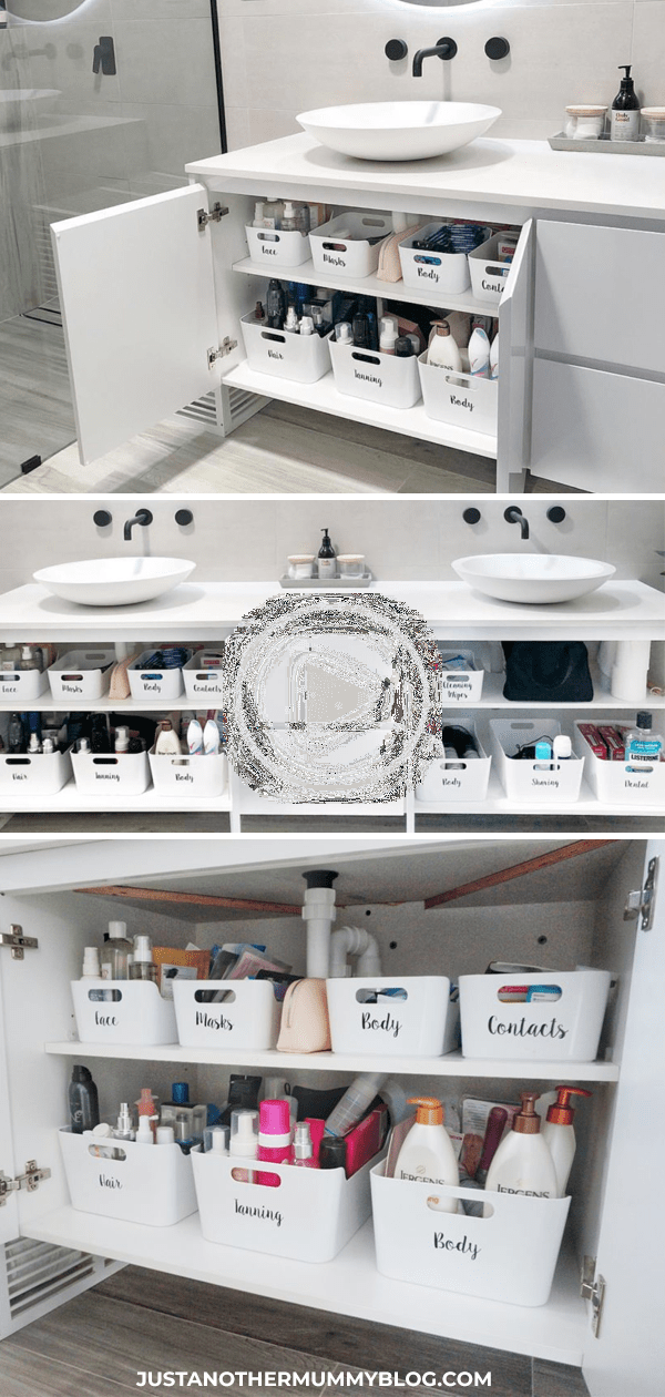 35 Interessante Badezimmer Organisation Idee Sehen Sie Mehr Ideen