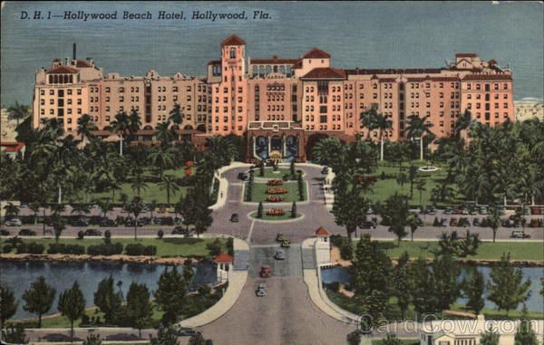 Hollywood Beach Florida In The 1920s 1940s Have Stayed Here Best Pool On The Beach Hollywood Beach Hotels Hollywood Beach Florida Hotels