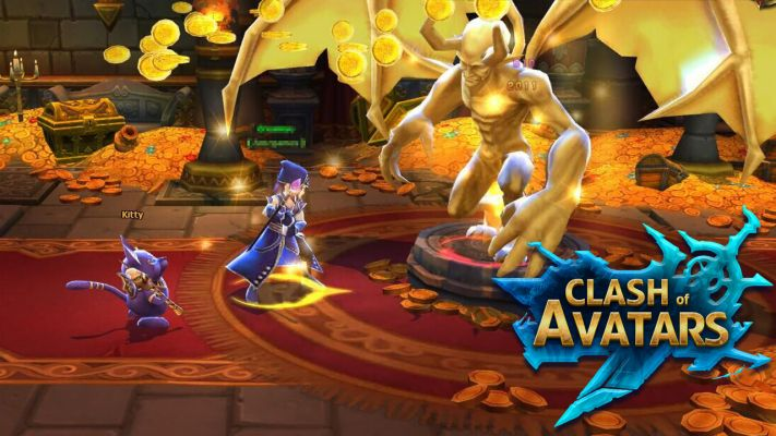 Clash of Avatars - Beta server now running on the AMZGame portal