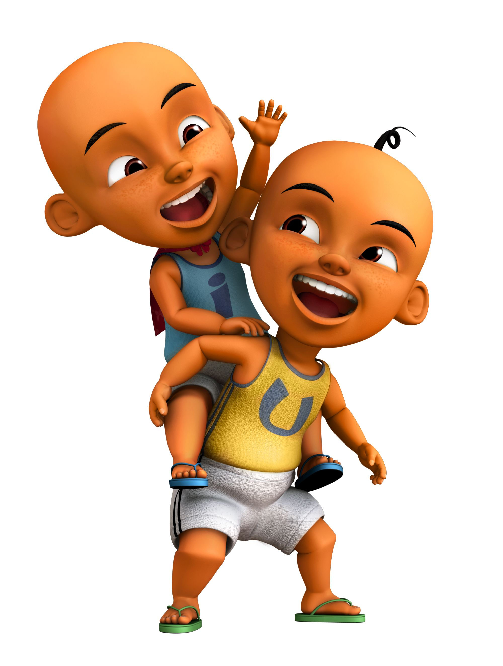 Upin Ipin Latihan 3 1 Funny Wallpapers Cartoon Naruto Wallpaper