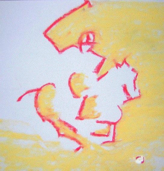 Daryl Thompson - Polo Yellow