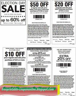 picture about Scott Printable Coupons identify Cost-free Printable Carson Pirie Scott Coupon codes Printable