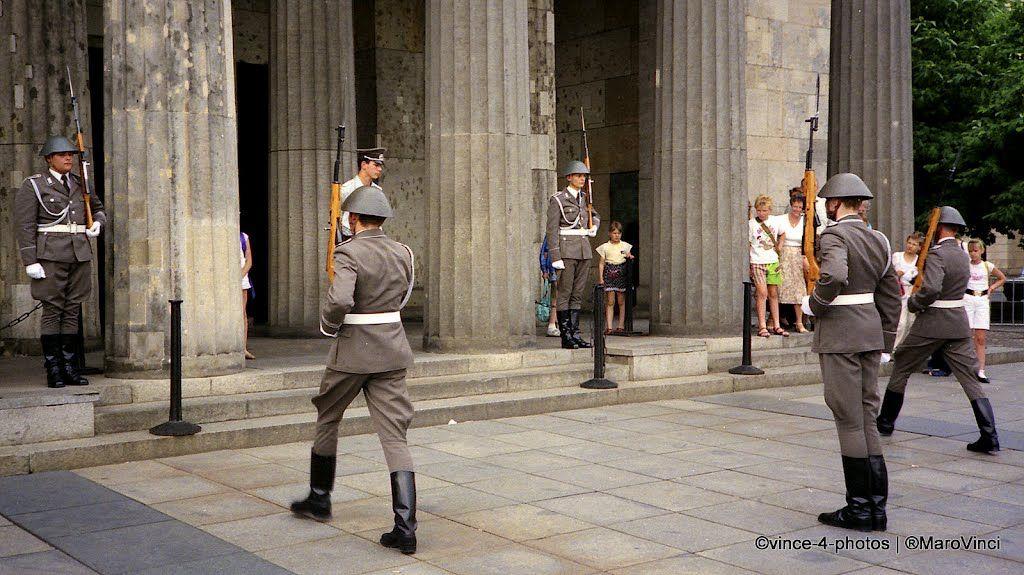 Soldaten Des Wachregiments