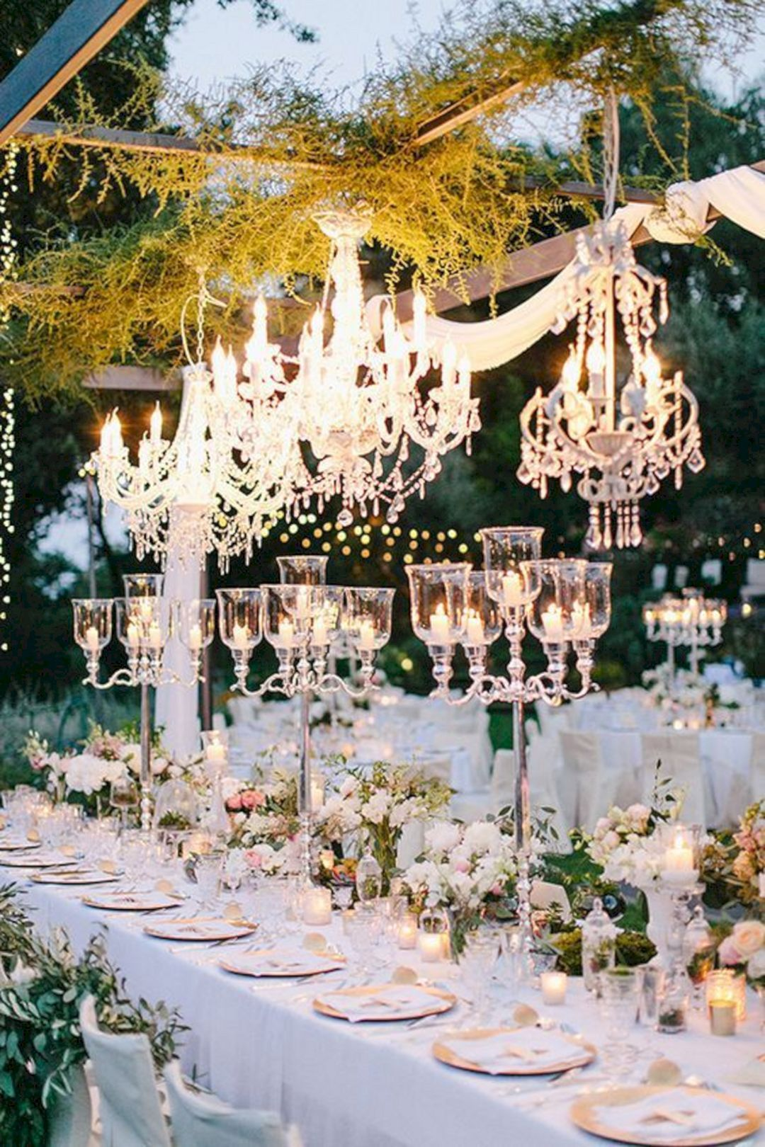 Fairy Tale Garden Wedding Decorations