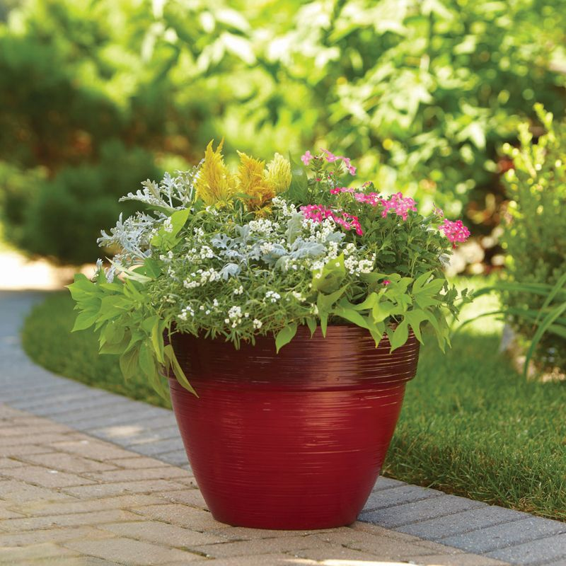 3dcf645e15dfebea17c21d14bf134c49 - Better Homes And Gardens Bombay Decorative Outdoor Planter