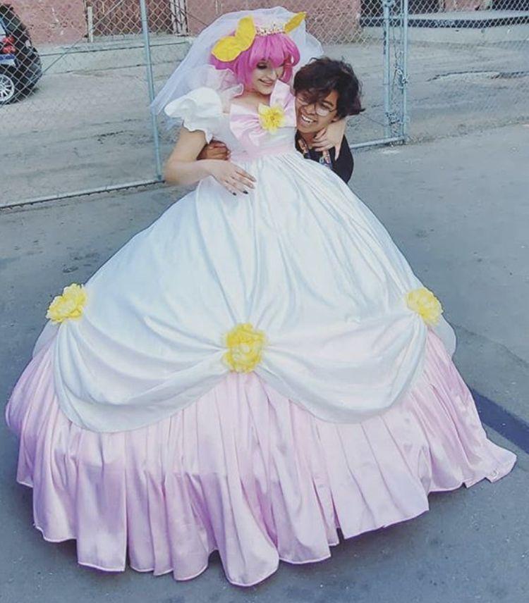 13++ Peach wedding dress meaning information