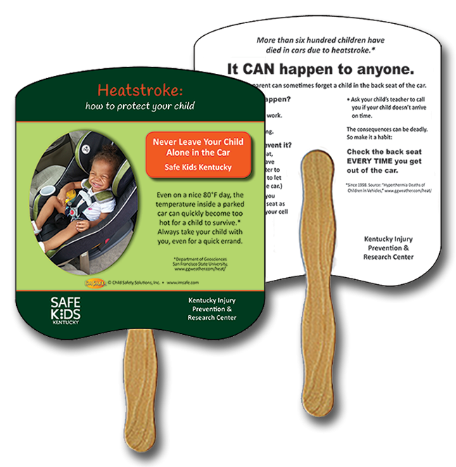 2-3030 Heatstroke Prevention Fan