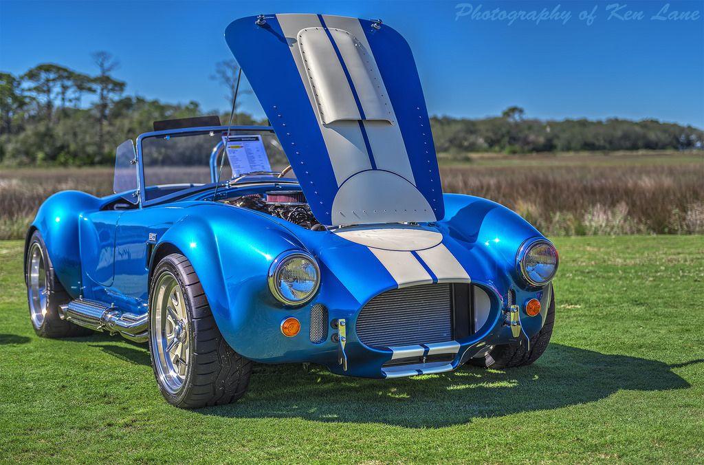 Shelby Cobra (2014 Festivals Of Speed, Amelia Island