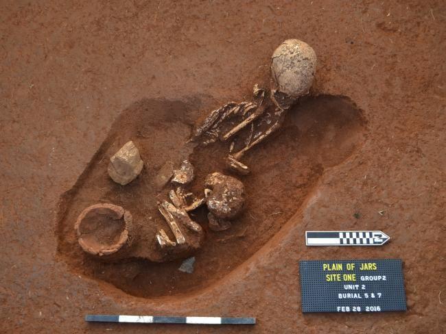 dating human remains