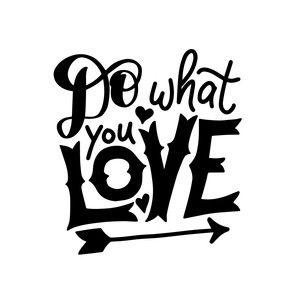 Download Do what you love | Silhouette design, Silhouette ...