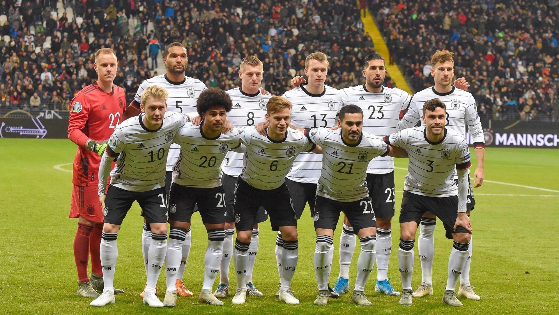 Französische Nationalmannschaft Em 2021