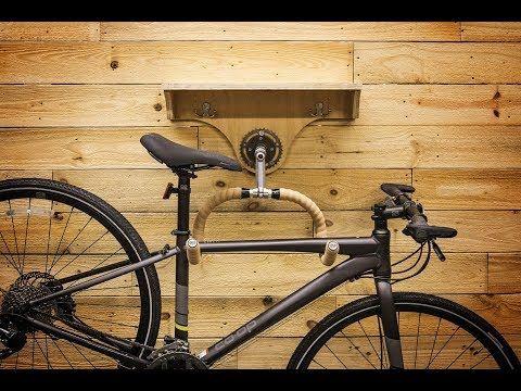 Diy Reuse Old Handlebars To Create A Diy Bike Rack Rei Co Op