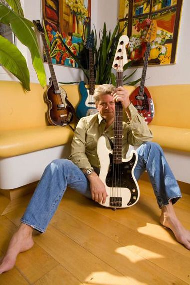 Peter Cetera Owns You On Bass Chicago The Band Pop Rock Music