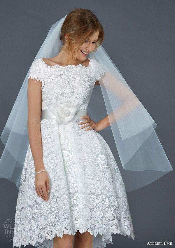 Atelier Eme 2016 Wedding Dresses | 2016 wedding dresses, Atelier and ...