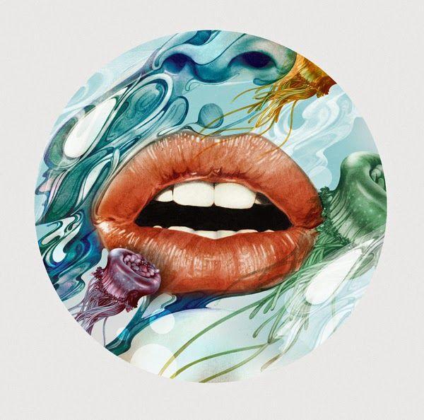 Hosber Art - Blog de Arte & Diseño.: Ilustración e identidad por Michael Molloy