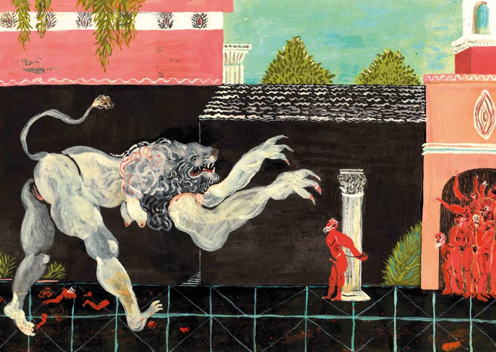 La Venus de las Pieles - Leopold von Sacher-Masoch (Sexto Piso 2016) - Manuel Marsol
