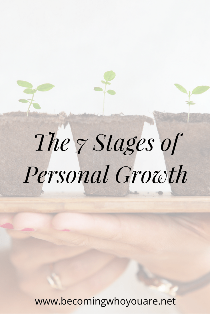 The 7 Stages of Personal Growth | Knowledge | Personal development