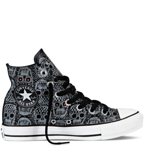 Chuck Taylor Skulls - Converse | Shoes | Pinterest | Tenis ...