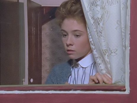 Anne Looking Out The Window In The Sequel Anne Shirley Anne Of