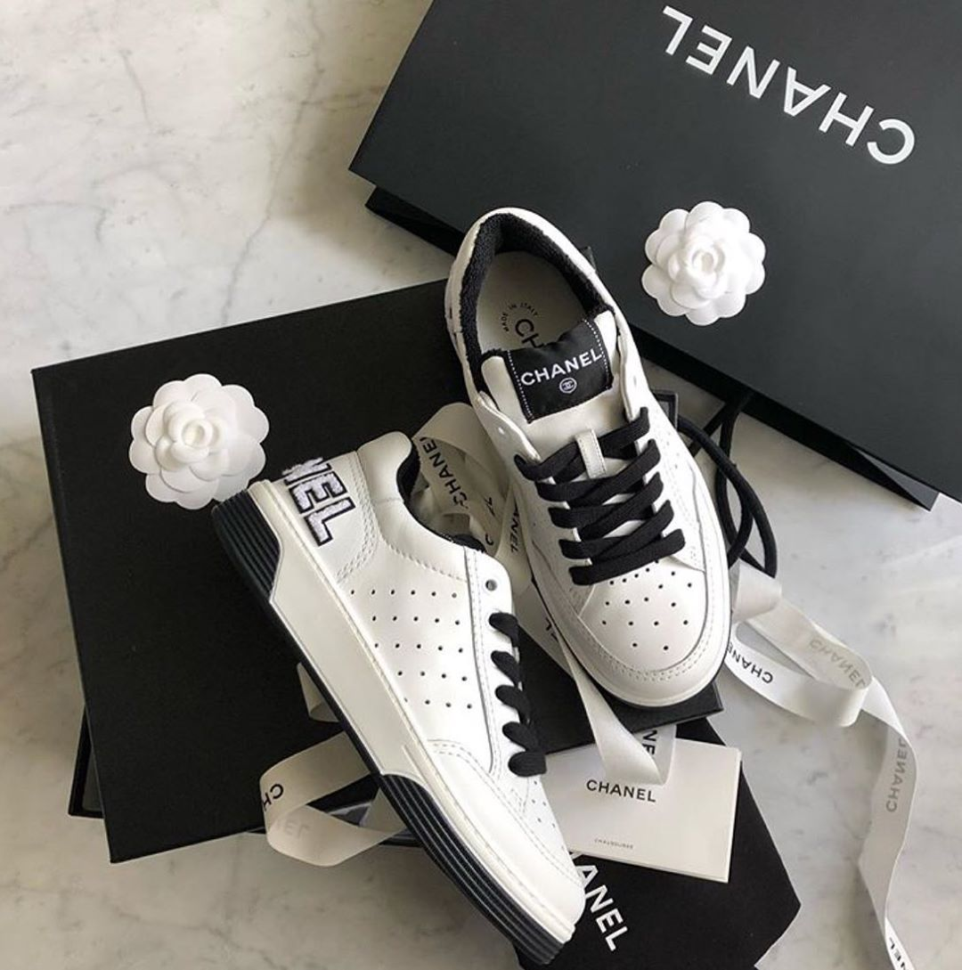 Chanel, Sneakers