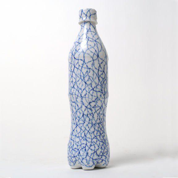 Des bouteilles de coca en porcelaine ! - Decocrush
