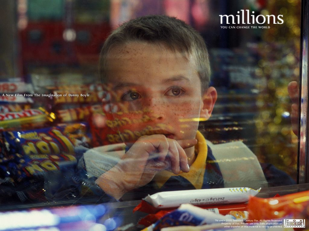 Watch Streaming Hd Millions Starring Alex Etel James Nesbitt Daisy Donovan Lewis Mcgibbon Ethics Being Human And The Soul C Film Movie Genres Great Films