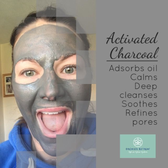 #FeatureFriday 5 benefits of using activated charcoal for glowing skin #dianasays #skinexpert