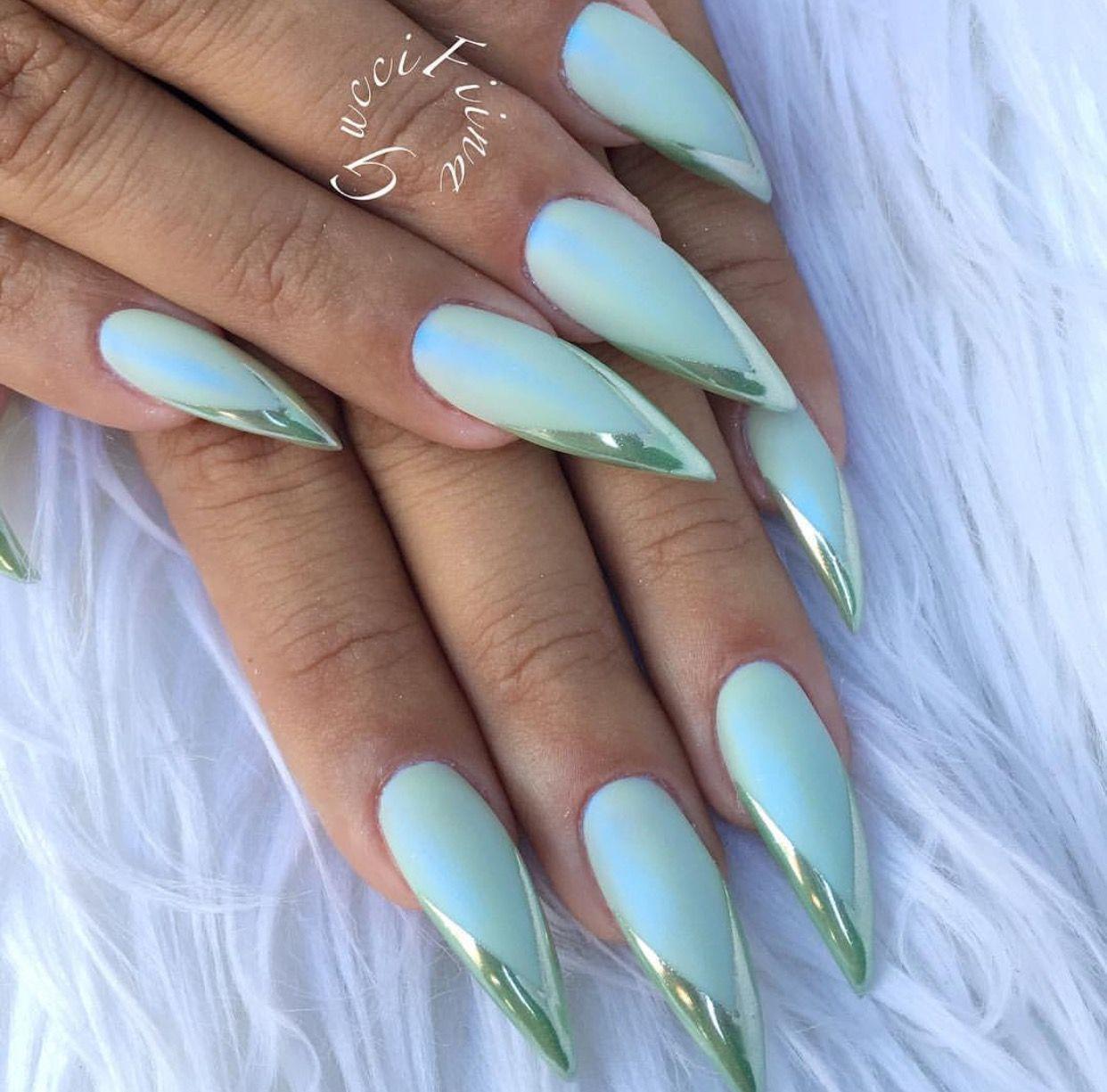 Pin von Ileen auf Nails on fleek | Pinterest