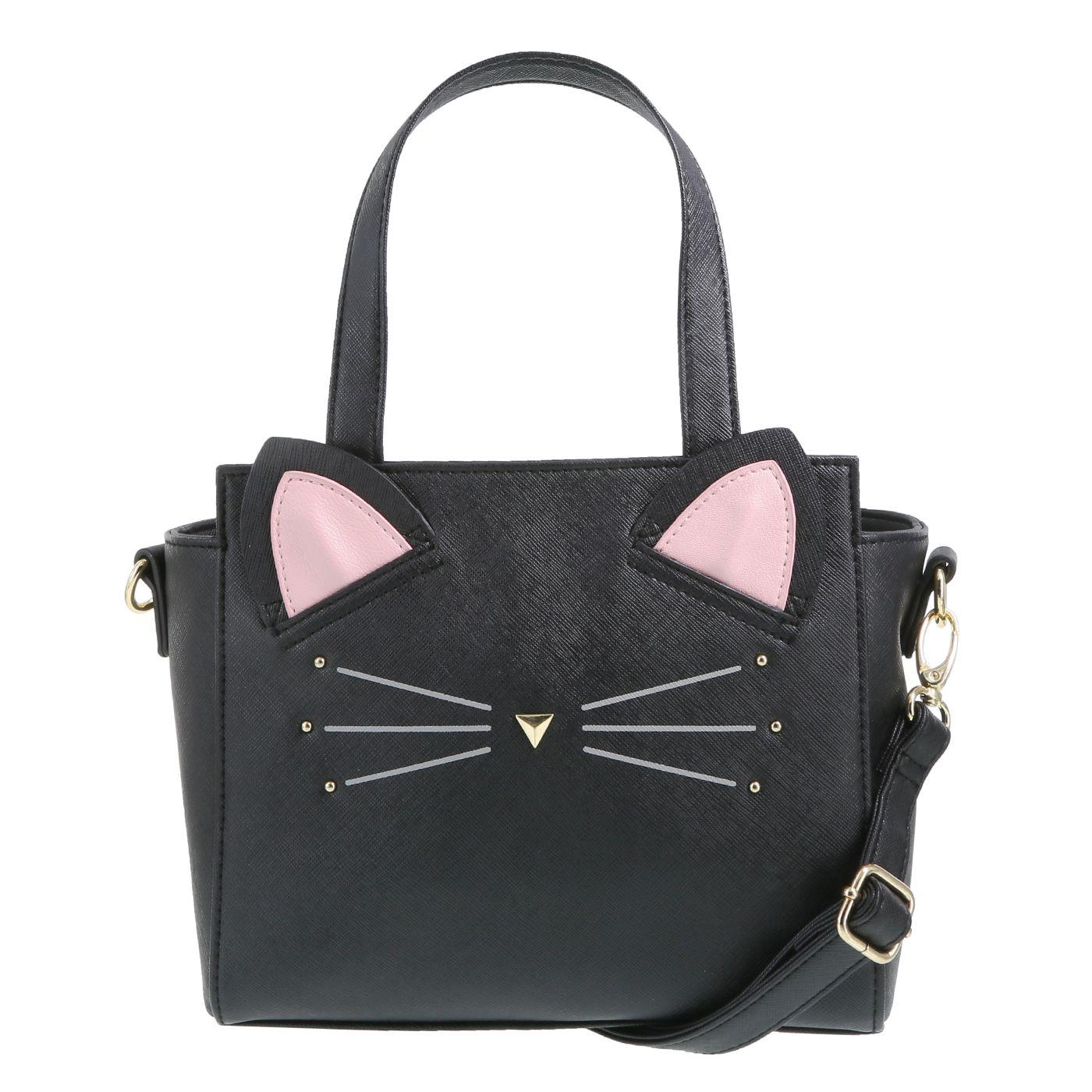 35e5378c918 Payless Women's Kitty Kat Satchel Bag | Payless | Payless USA in ...