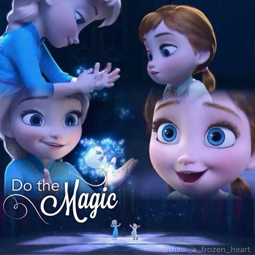 Olof Let it go Anna Disney Frozen Elsa A4 Framed Picture Elsa Princess print
