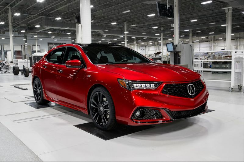 2020 Acura Tlx Pmc Edition Is Hand Built And Covered In Nsx Paint But Why Acura Cars Acura Tlx Acura Sedan